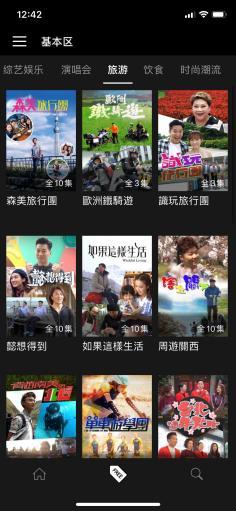 TVB 旅游