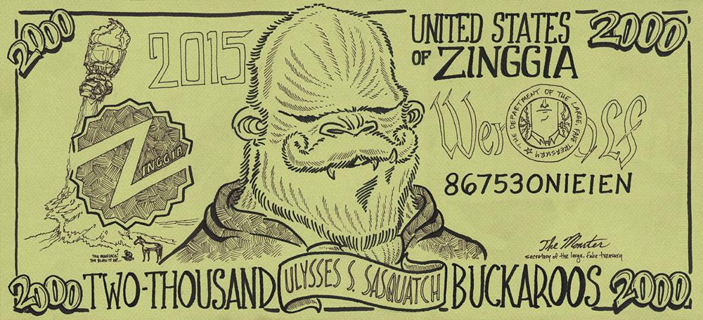 2015-2016 Zinggia Ohio Art Scholarship Winner, Brooke Eilers