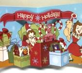 Christmas Pop-up Card