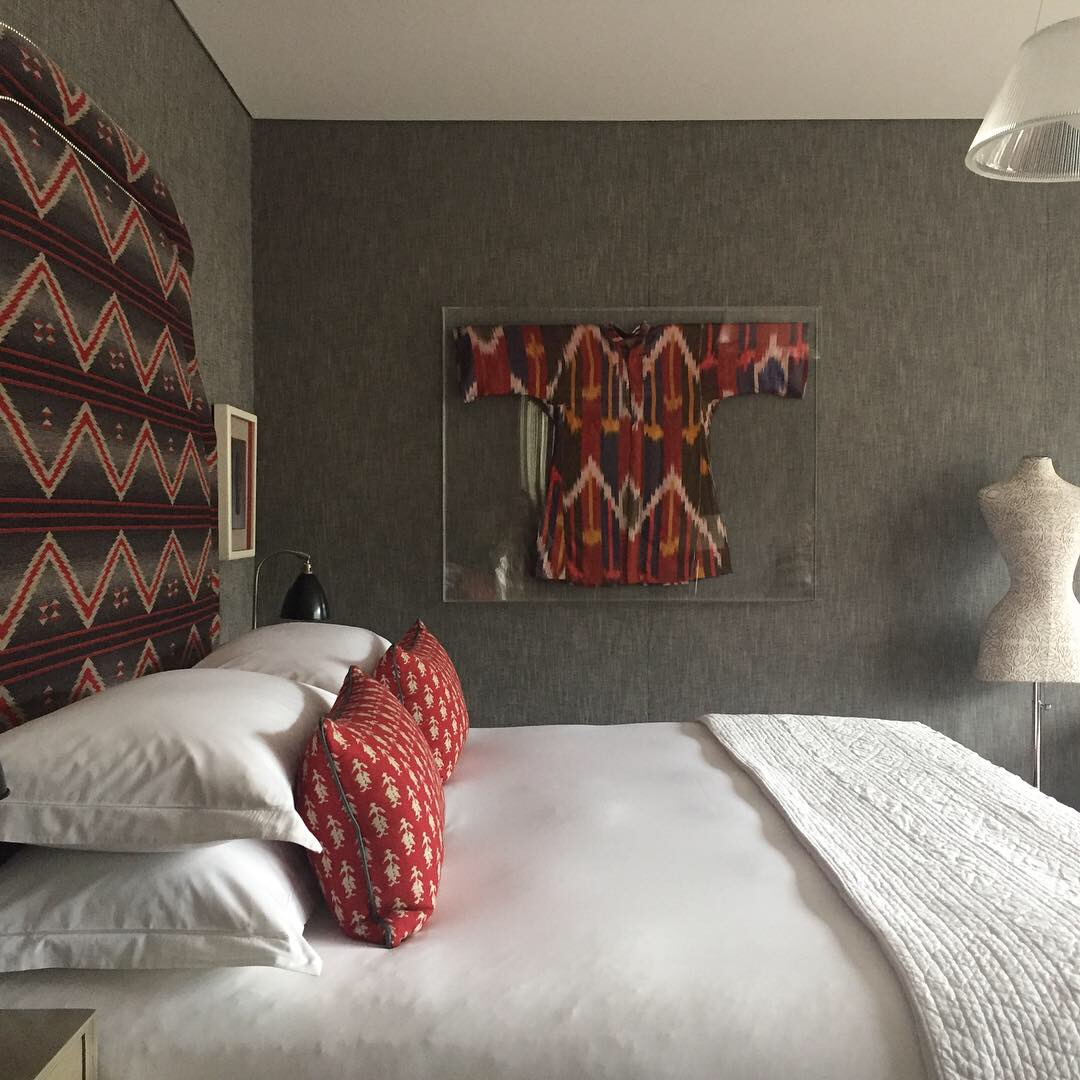 Soho London Hotel Room