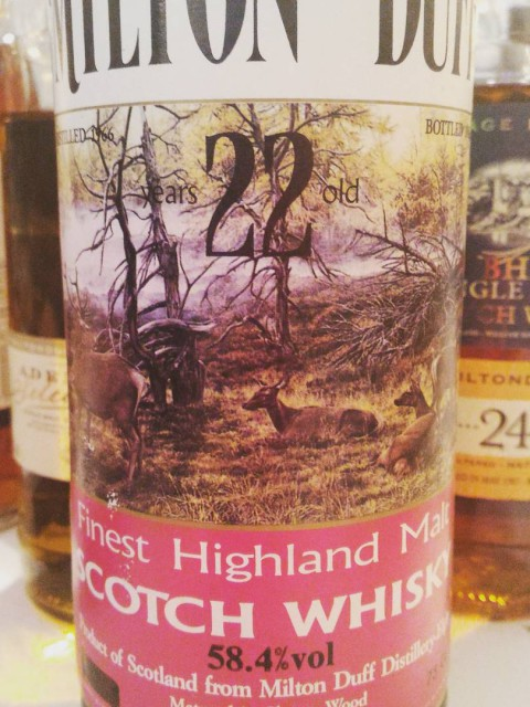 #miltonduff #whisky #singlemalt