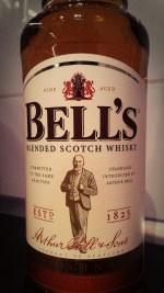 Wielki test blended whisky - cz.1 - Bells