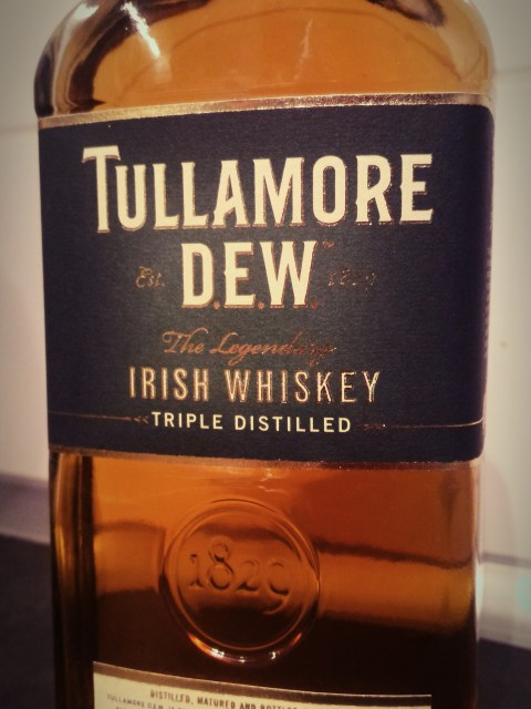 Wielki test blended whisky - cz. 1 - Tullamore Dew