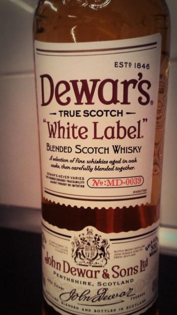 Wielki test blended whisky - cz. 1 - Dewars