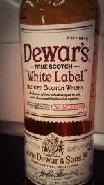 Wielki test blended whisky - cz.1 - Dewars