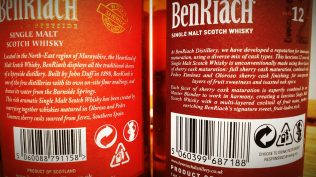 Benriach 12yo Sherry Wood