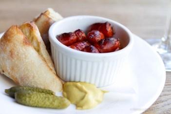 Roasted Mini Sausages