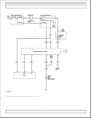 Acura TSX  Honda Accord CL Manual  part 71