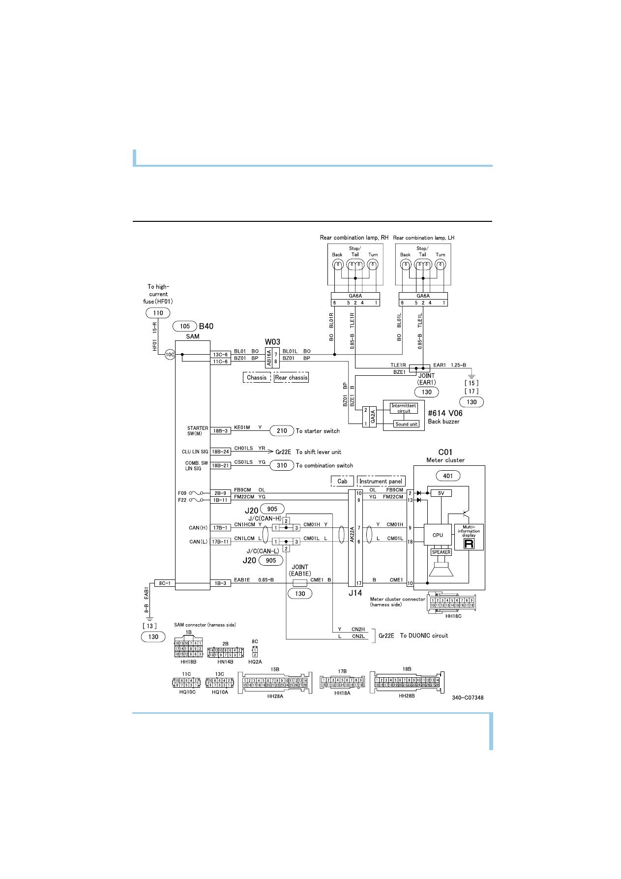 Mitsubishi Canter Fe Wiring Diagram
