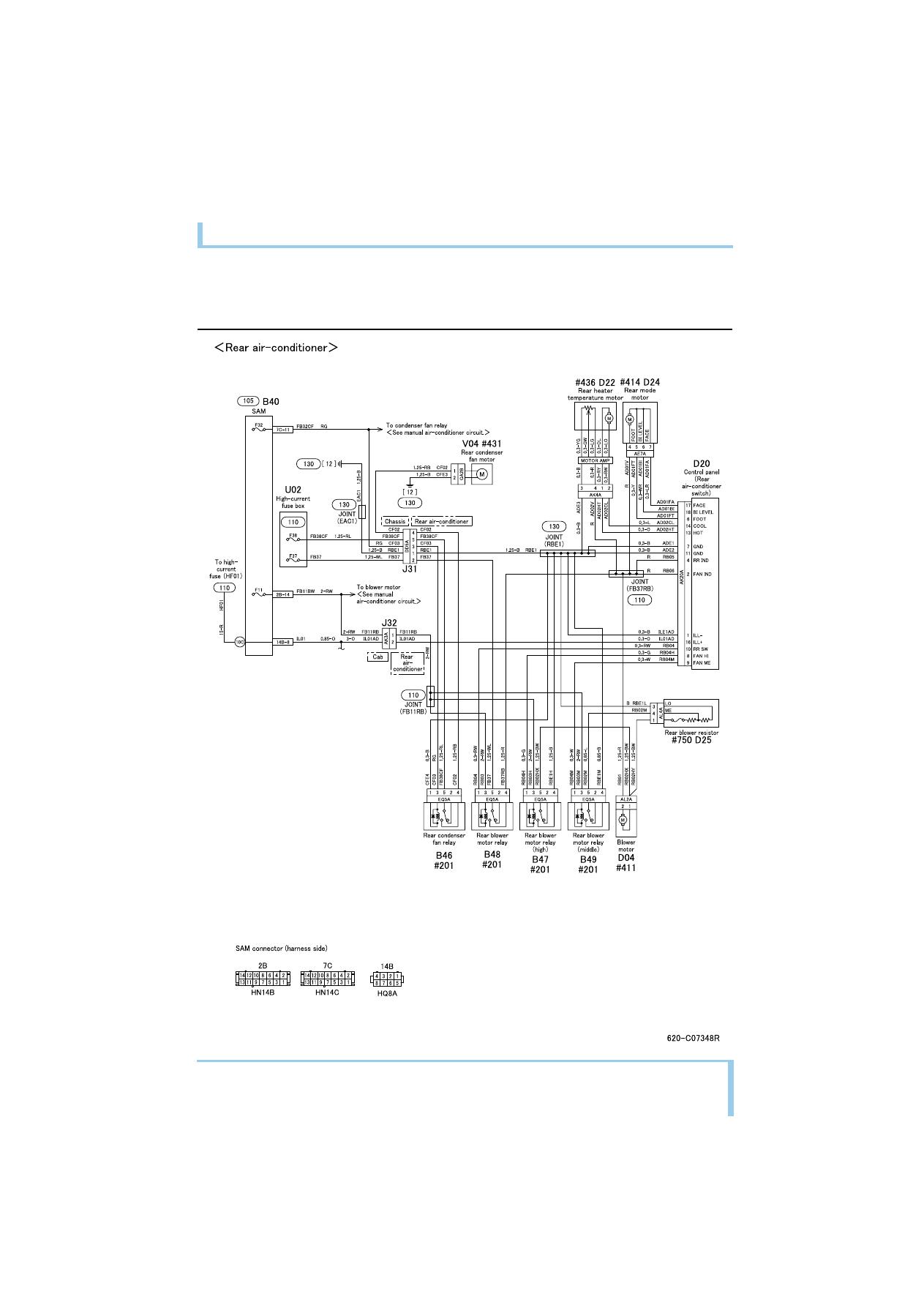 Wiring Diagram Mitsubishi Canter