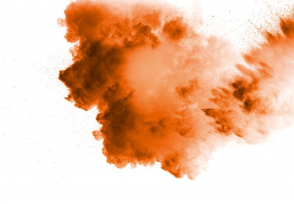 Veepõhine värv Oranž (15 ml)