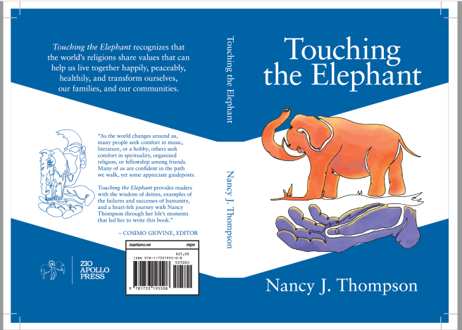 Touching the Elephant Book Cover