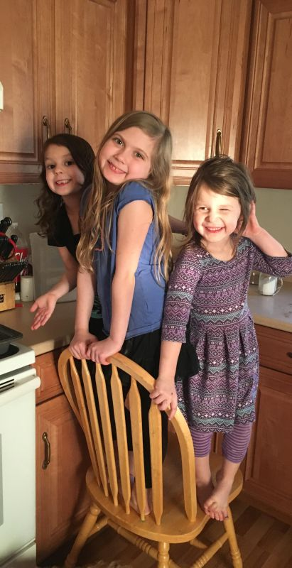 Brownies, Kids, and Kitchens – Recipe for disaster? Or delight?