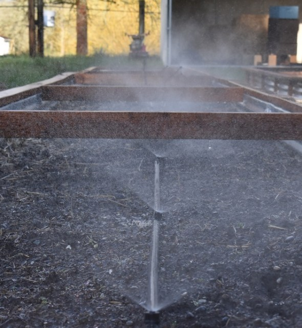 How-To Build Your Own Watering System – Without Leaving Any Plants Out To Dry