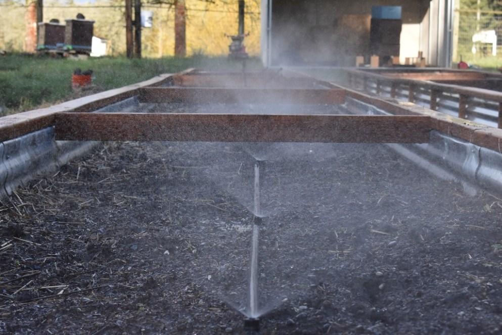 Watering System Sprinklers