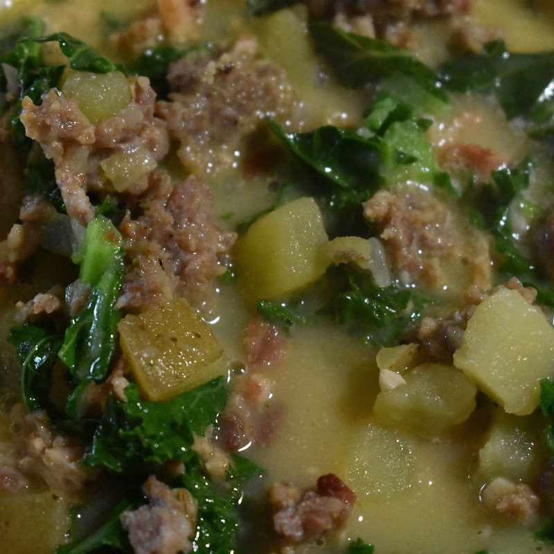 Zuppa Toscana – A Taste Of Italy At Home