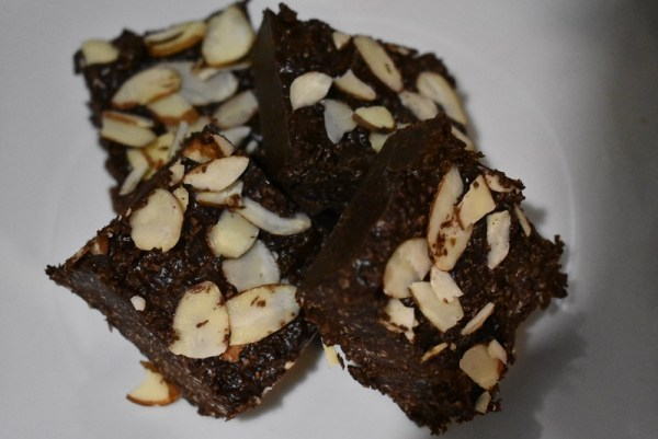 Chocolate Honey Coconut Fudge
