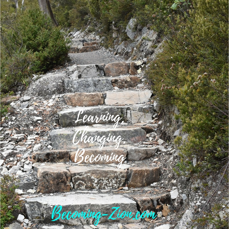 A Change At Zion Family Homestead – The Birth of Becoming-Zion.com
