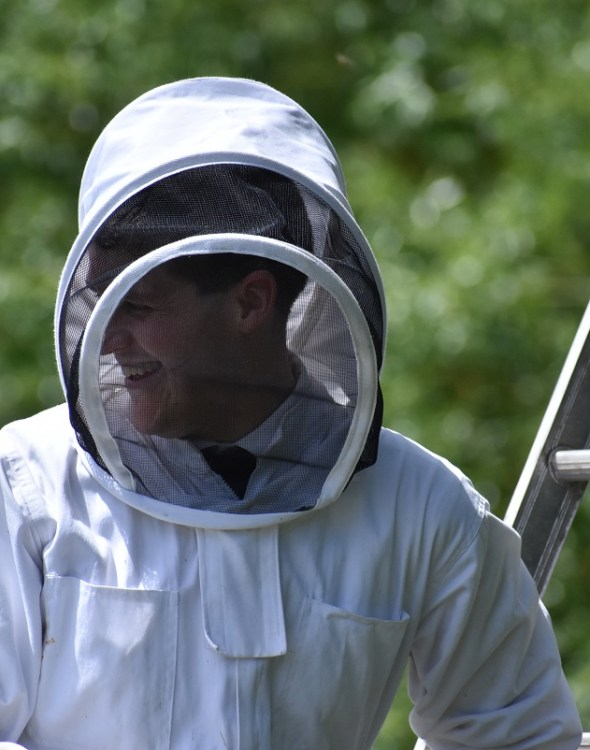 If I'm Allergic Can I Still Be A Beekeeper?