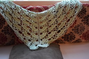 Stash Busting Shawl
