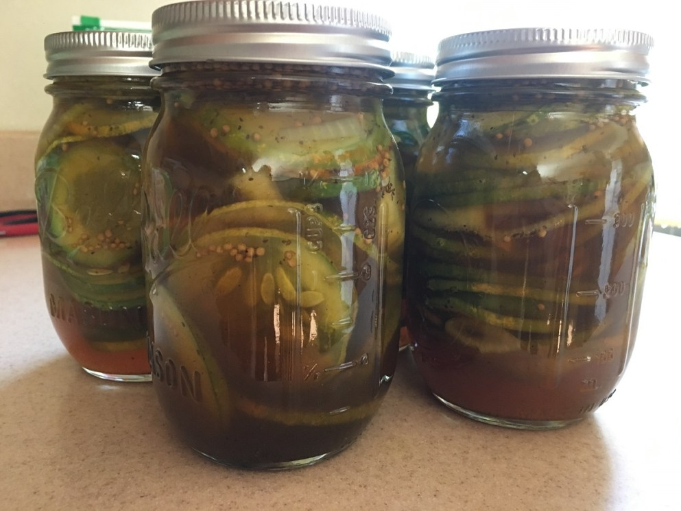 Bread and Butter Pickles 4