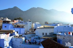 #Chefchaouen the blue city - #Morocco