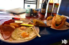 Cheapest breakfast ever . Not a touristic spot and heavenly tasty.