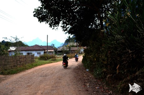 Due to the influx of backpackers, Vang Vieng locals have seen drastic changes in their community.