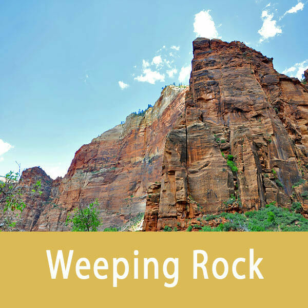 Weeping Rock