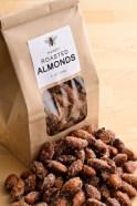 Utah-Made Honey Roasted Almonds 8oz $10.95