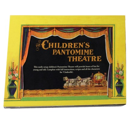 Children's Pantomime Theatre $12