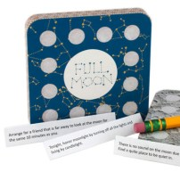 Full Moon Adventure Punch Box $14.95