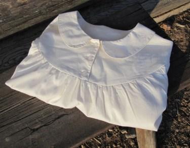 Round Yoke Shirt $24.95