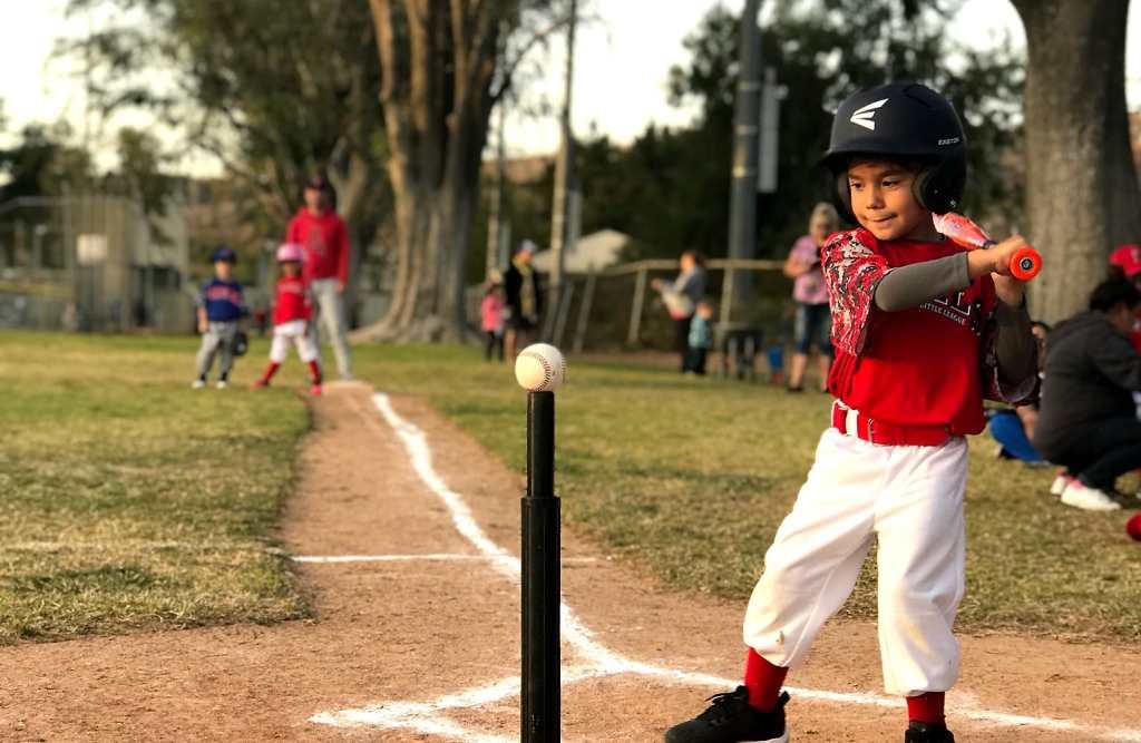 Tee Ball Zionsville Little League
