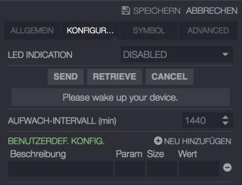 Zipabox Config direkt ändern