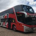 富士山より高い湖ティティカカ湖観光拠点プーノへ クスコからバス旅