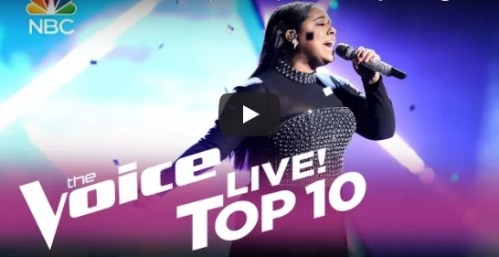 Cantora louva a Deus no 'The Voice' USA e emociona a internet; assista