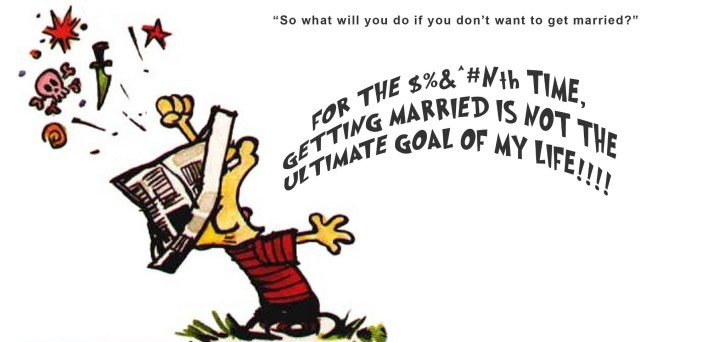 pressure to marry