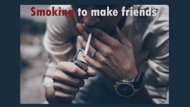Photo of Does smoking help people make acquaintances?