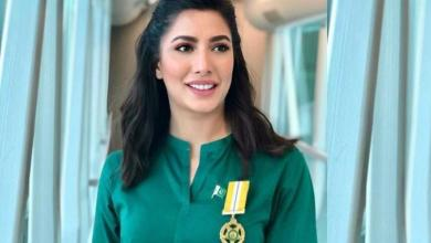 Photo of Mehwish Hayat Claps Back To The Trolls