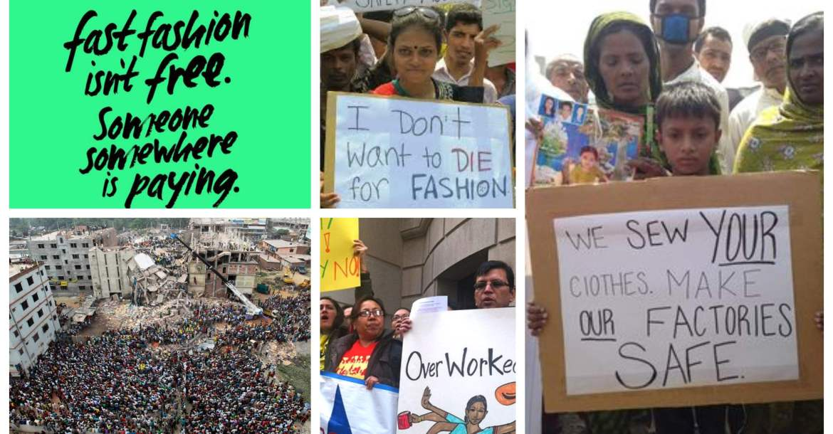 I don't Want to Die For Fashion - Bangladesh sweatshops