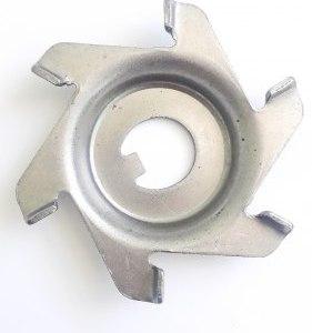 Корпус сцепления (Фланец) 06ЛД-1601021