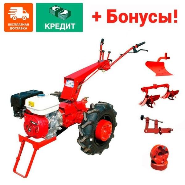 Мотоблок МТЗ Беларус 09Н-02 с двигателем Weima WM188F 13 л.с