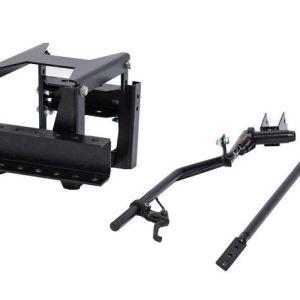 Комплект реверса мотоблока Нева МБ-2, МБ-23 для адаптера КТЗ-02 (новый)