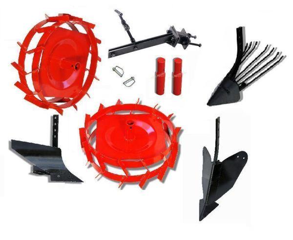 Комплект навесного оборудования для мотоблоков Caiman и Pubert Vario