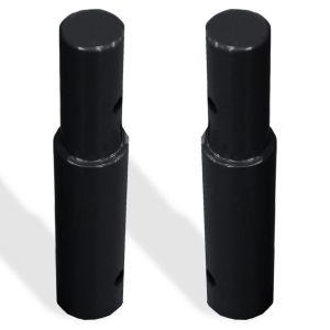 Удлинители грунтозацепов для мотоблоков шестигранные 31 мм (комплект)