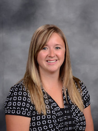 Ashlee Peters : Special Education Technician