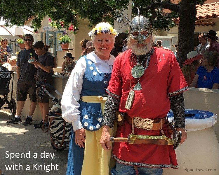 knight damsel international cottages balboa park san diego