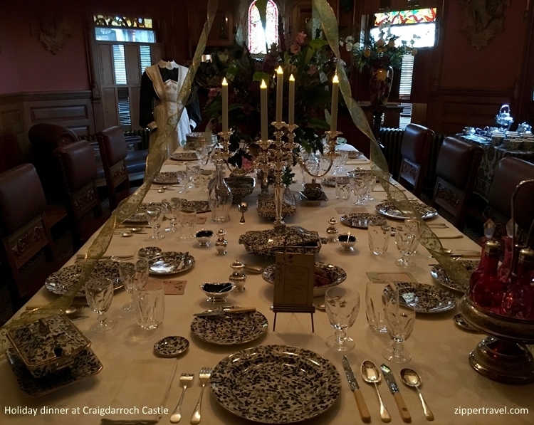holiday-table-setting-craigdarroch-castle-victoria-bc