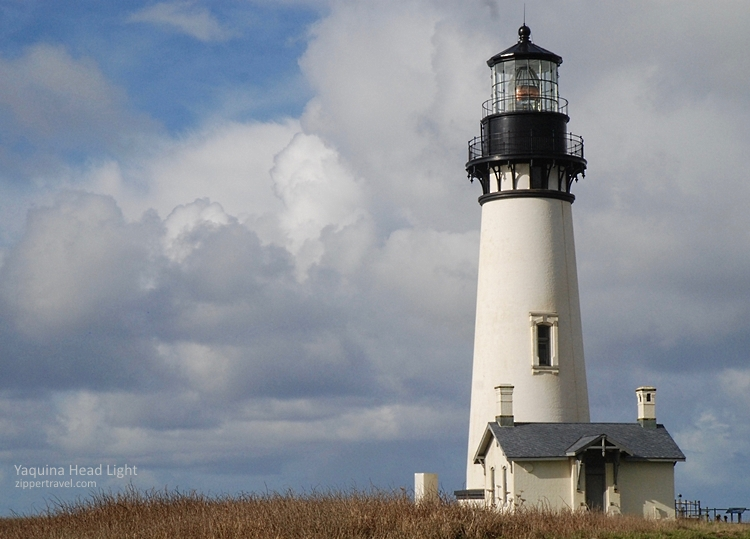 Yaquina Light Newport Oregon